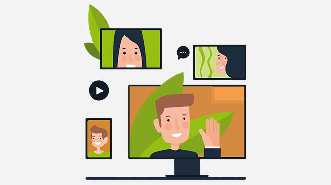 Onnistu työhaastattelussa myös etänä - vinkit videohaastatteluun -blogi