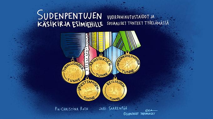 Webinaari Jari Saarenpää Vuorovaikutustaidot ja sosiaaliset tunteet työelämässä.