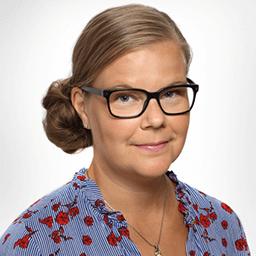 Johanna Åström - henkilöstöpäällikkö