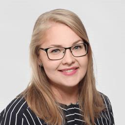 Jenna Jaurakkajärvi - yhteyspäällikkö