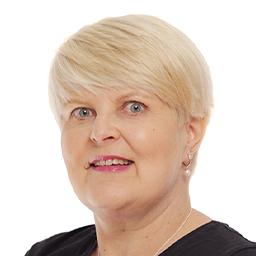 Jaana Kesäläinen-Ruohola - seniorkonsultti