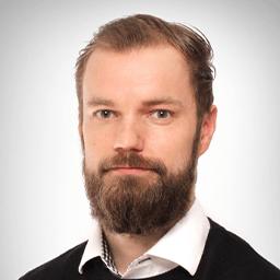 Tomi Saastamoinen - uusasiakaspäällikkö