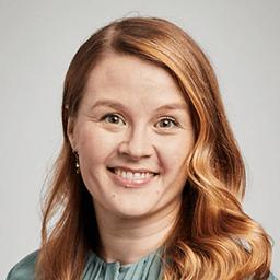 Julia Saunamäki - henkilöstökonsultti