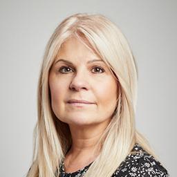 Marina Seligson - aluepäällikkö