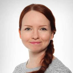 Anne Suolanko - henkilöstökonsultti
