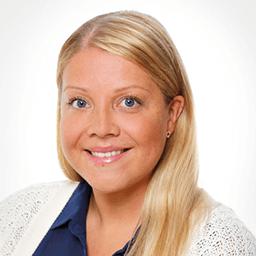 Riikka Virtanen - palvelupäällikkö