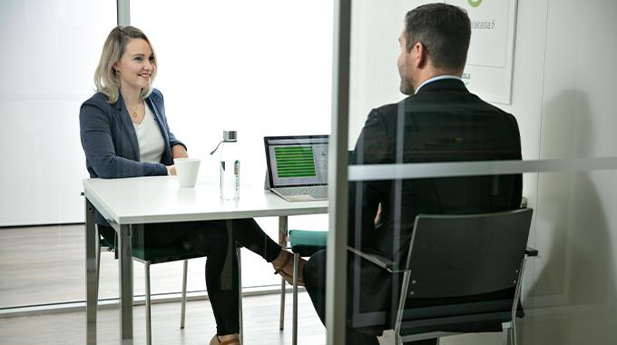 Vastuullisuus ja hakijakokemus tukevat toisiaan rekrytoinnissa -blogi